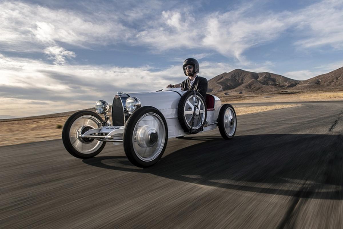 Bugatti Baby II mui tran hoai co tu 46,600 USD tai My