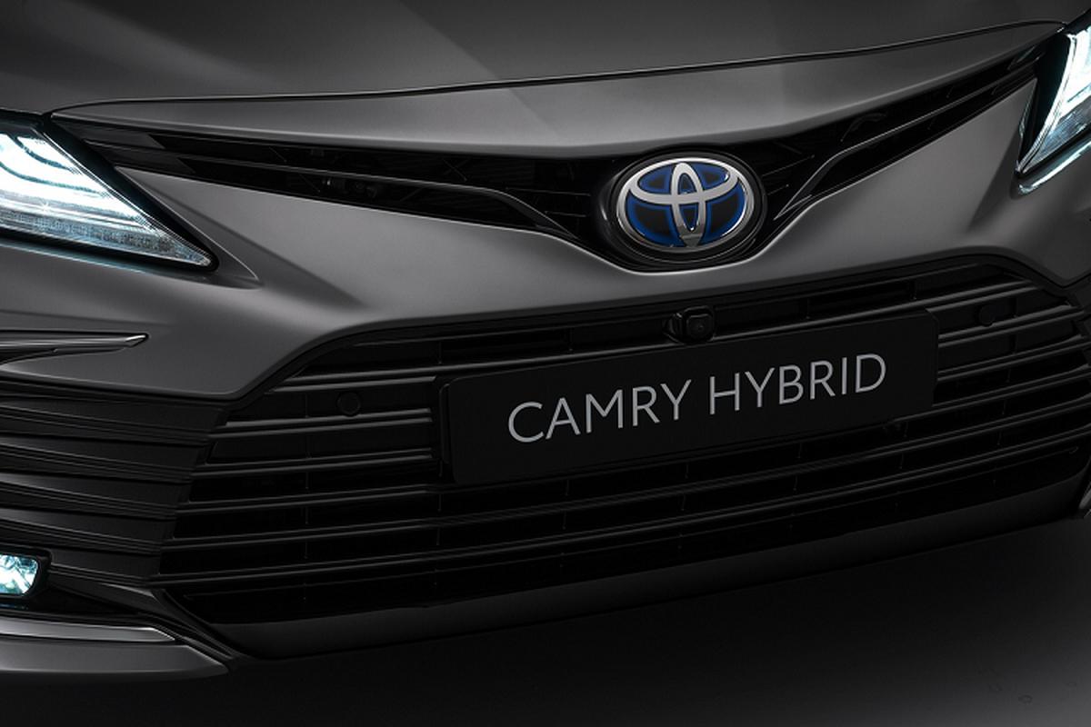 Toyota Camry Hybrid 2021 nang cap cong nghe, chao chau Au-Hinh-3