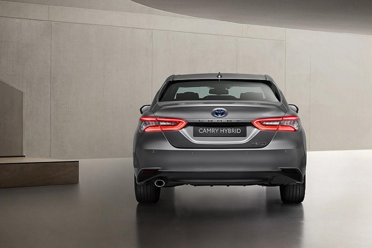 Toyota Camry Hybrid 2021 nang cap cong nghe, chao chau Au-Hinh-4
