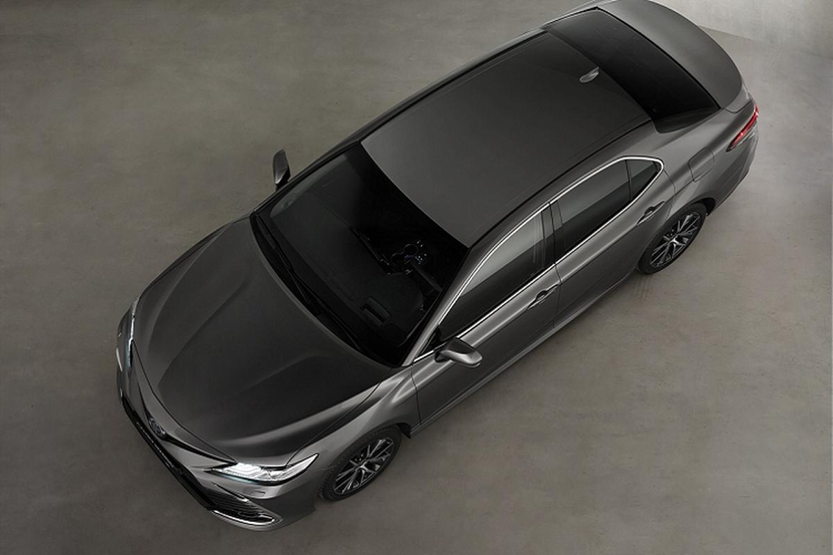 Toyota Camry Hybrid 2021 nang cap cong nghe, chao chau Au-Hinh-8