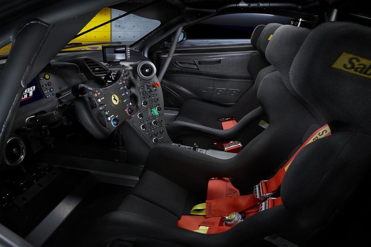 Ra mat sieu xe Ferrari 488 GT Modificata sieu manh, sieu hiem-Hinh-4