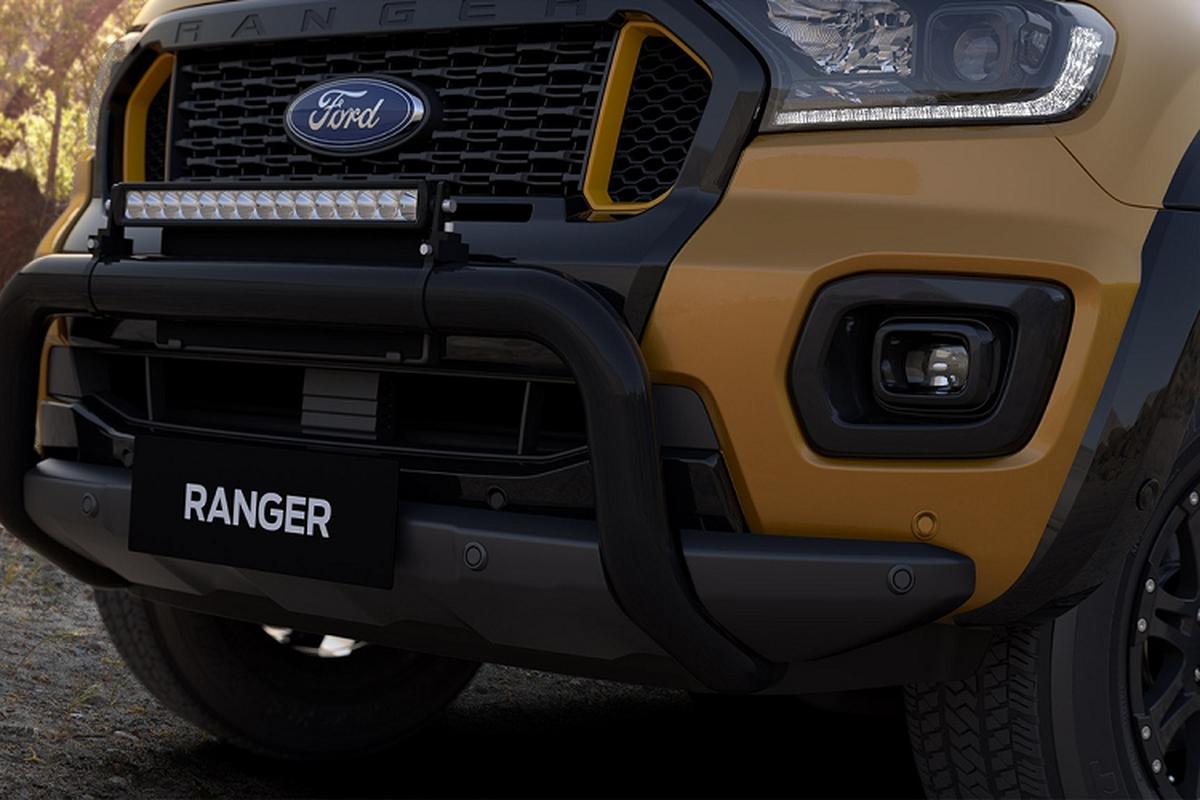 Ford Ranger Wildtrak X 2021 phien ban dia hinh ra mat-Hinh-2