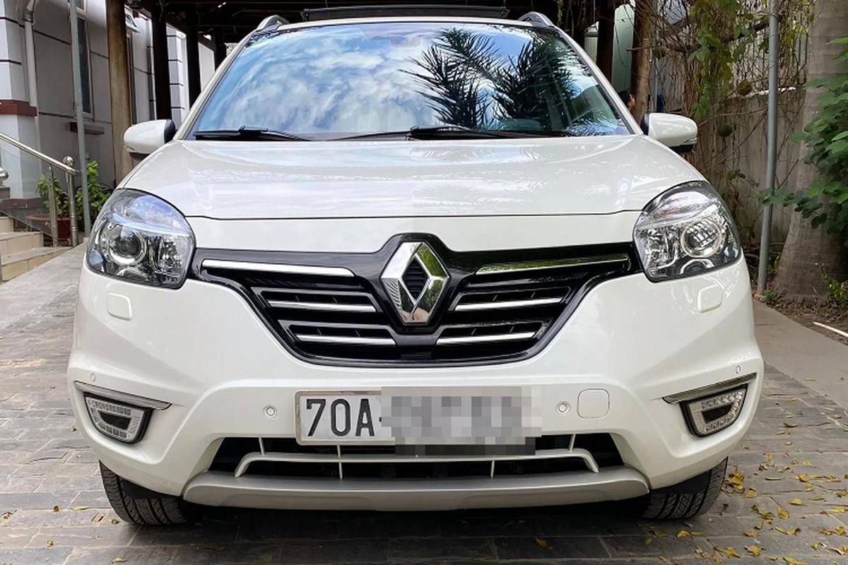 Renault Koleos chay 5 nam tai Viet Nam, bay hon 700 trieu dong-Hinh-2