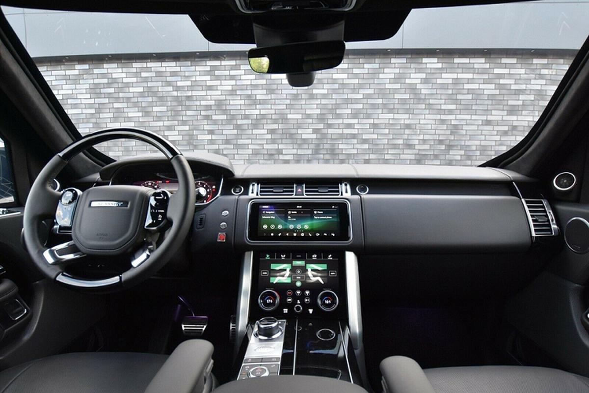 Ra mat Range Rover SVAutobiography Limo boc thep, hon 30 ty dong-Hinh-5