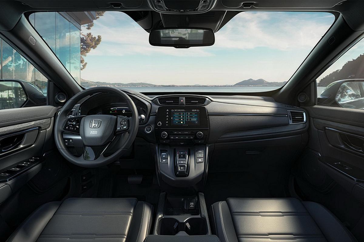 Ra mat SUV Honda CR-V Hybrid 2021 tu 931 trieu dong-Hinh-5