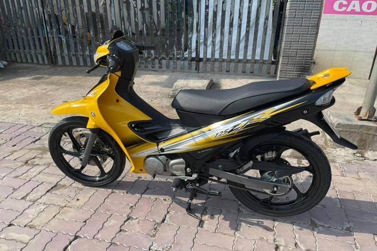 Yamaha 125ZR bien