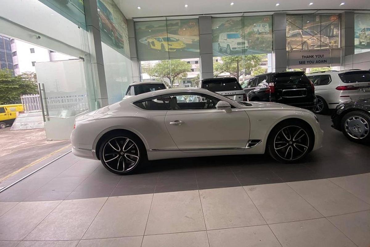 Bentley Continental GT V8 ky niem 100 nam hon 20 ty tai Ha Noi-Hinh-8