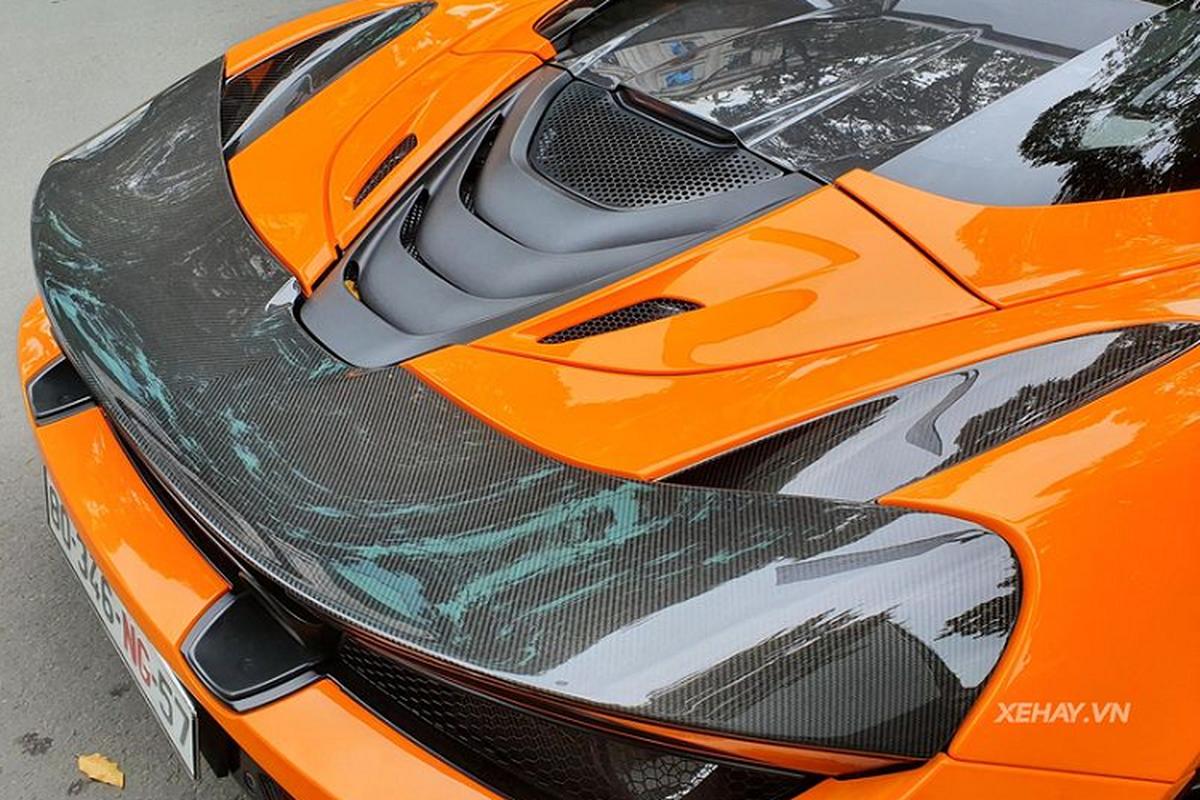 McLaren 720S Spider hon 20 ty