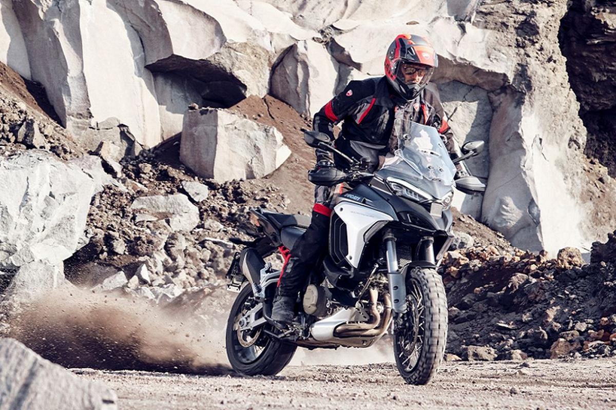 Ducati Multistrada V4, V4S va V4 Sport 2021 moi tu 24.095 USD