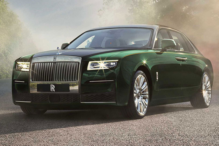 Rolls-Royce Ghost Extended 2021 tu 27,5 ty dong tai Dong Nam A