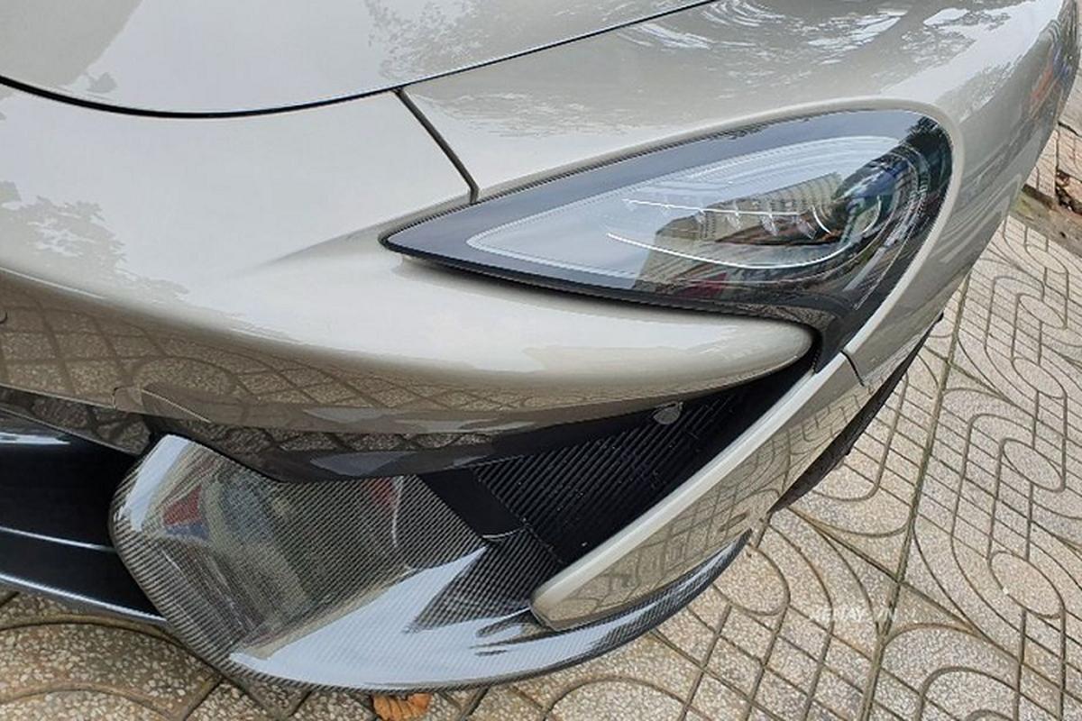 Ngam sieu xe gia re McLaren 570S -