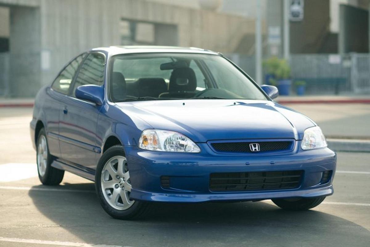 Honda Civic Si chay hon 20 nam, ban hon 1,1 ty dong-Hinh-3