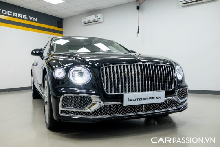 Can canh Bentley Flying Spur First Edition gan 30 ty o Sai Gon