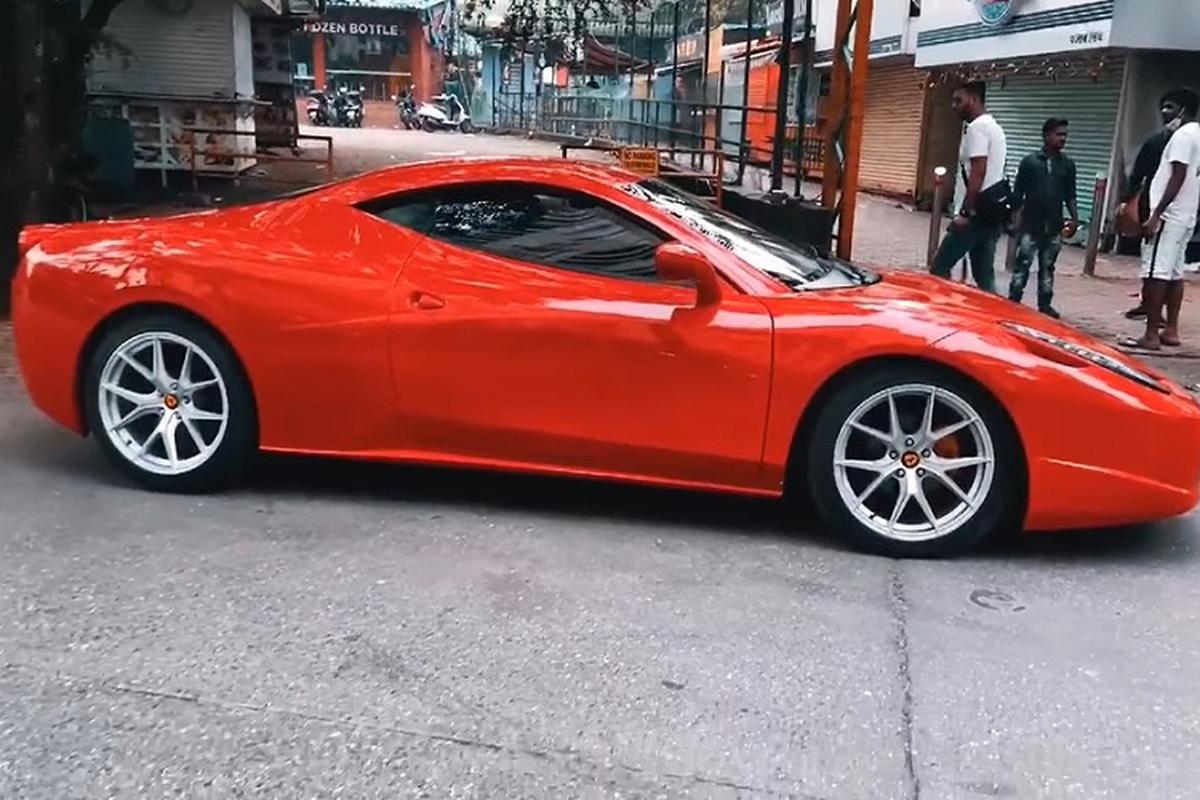 """Sieu xe Ferrari 458 Italia """"sieu re"""", chi 249 trieu dong?-Hinh-9"""