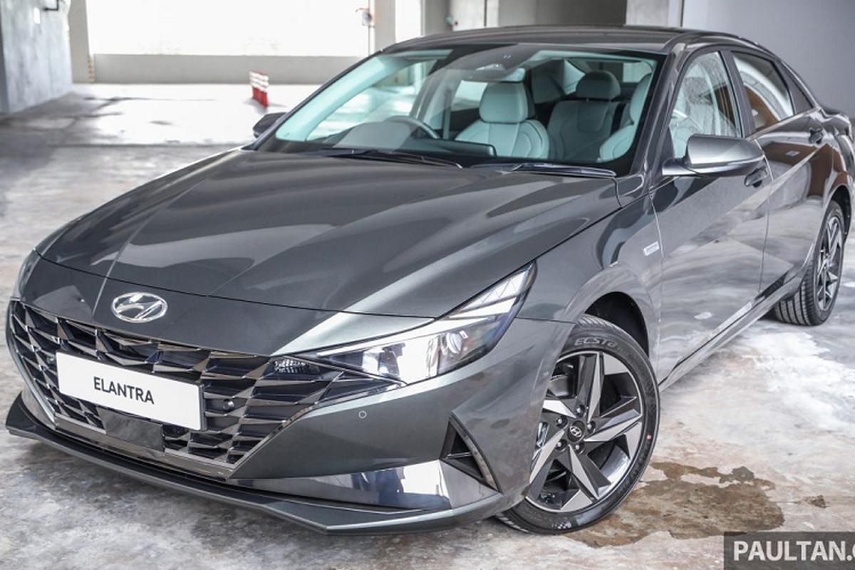 Hyundai Elantra 2021 tu 572 trieu dong tai Malaysia, sap ve VN?-Hinh-8