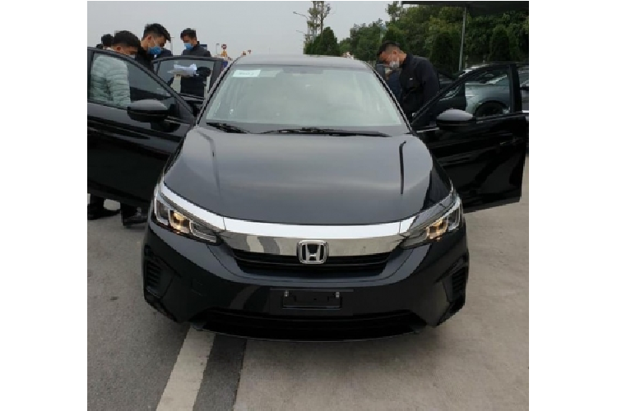 Honda City G 2021 ban gia re