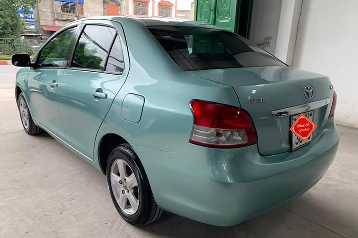 Co nen mua Toyota Yaris 2007 chi 270 trieu tai Viet Nam?-Hinh-2