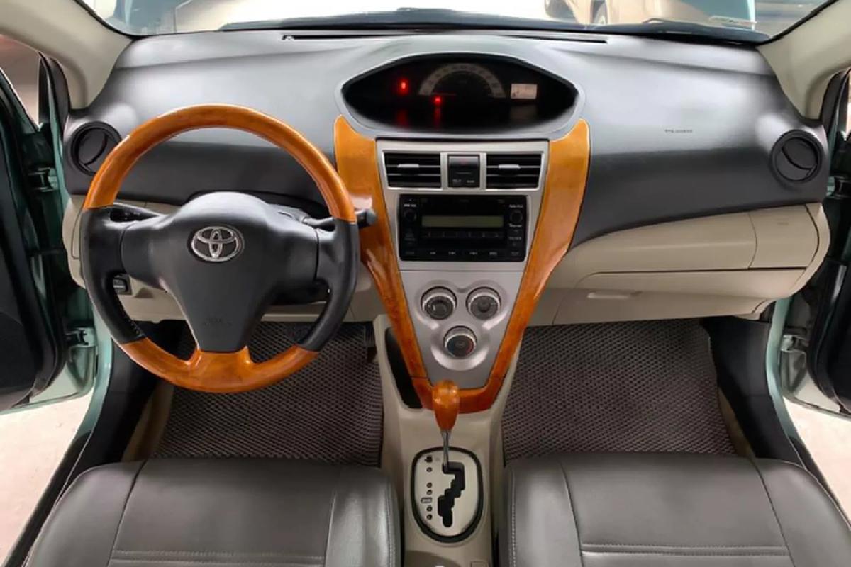 Co nen mua Toyota Yaris 2007 chi 270 trieu tai Viet Nam?-Hinh-4