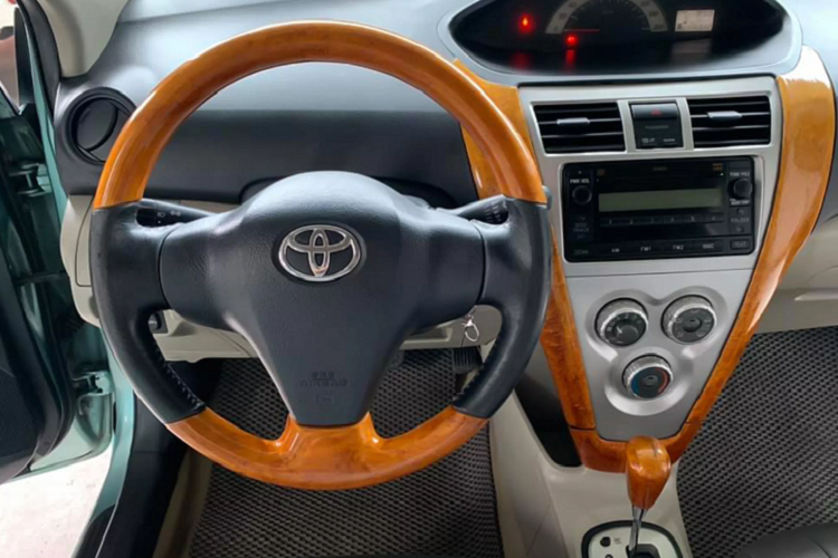 Co nen mua Toyota Yaris 2007 chi 270 trieu tai Viet Nam?-Hinh-5