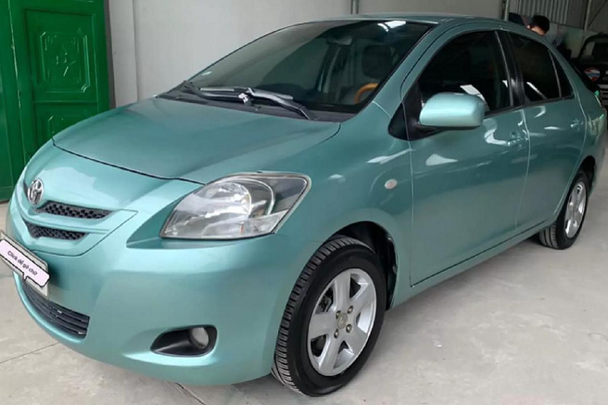 Co nen mua Toyota Yaris 2007 chi 270 trieu tai Viet Nam?