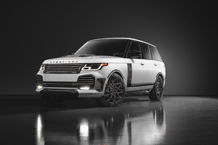 Range Rover ban do Velocity Final Edition 2021 hon 6,6 ty dong