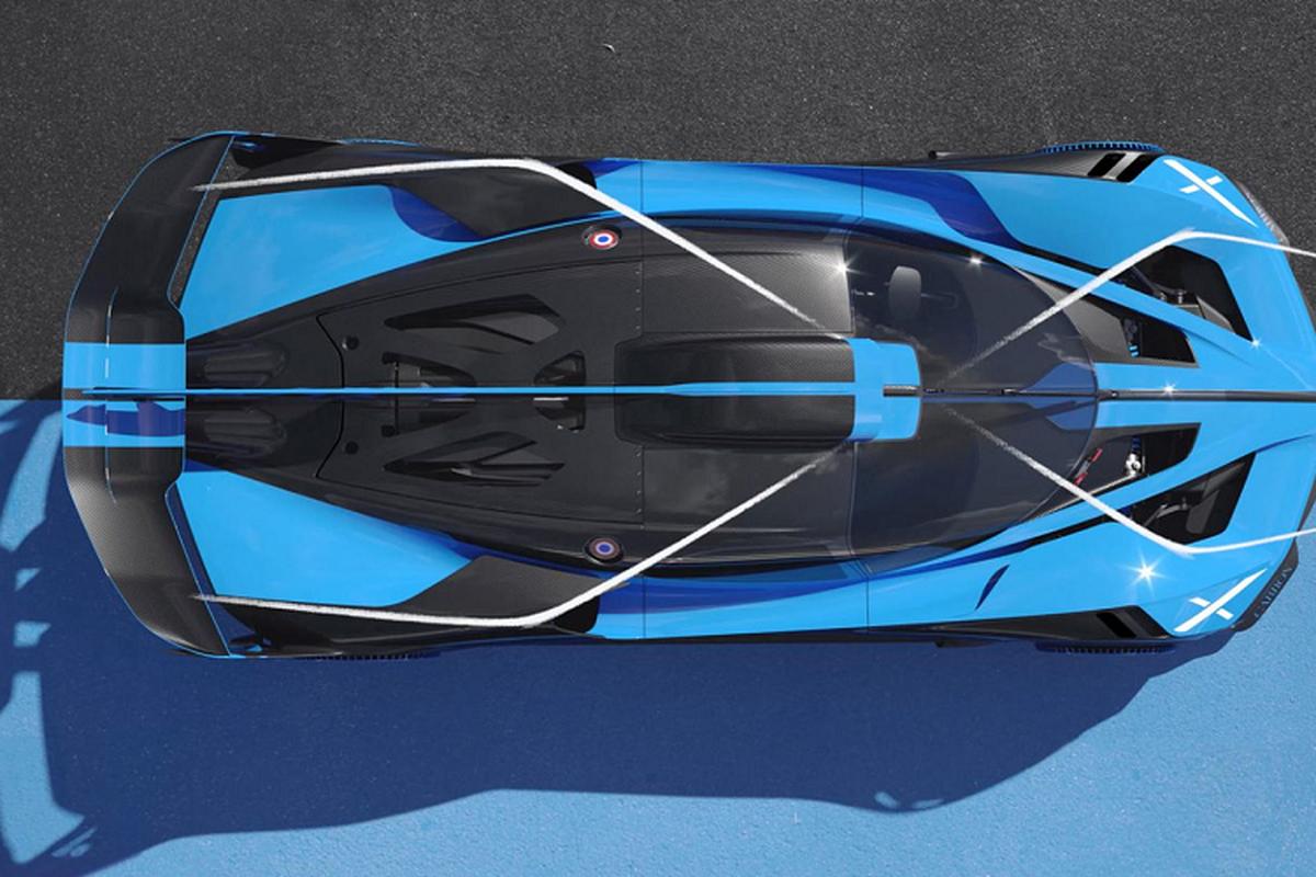 """""""Giai ma"""" thiet ke tuong lai cua sieu xe Bugatti Bolide-Hinh-4"""