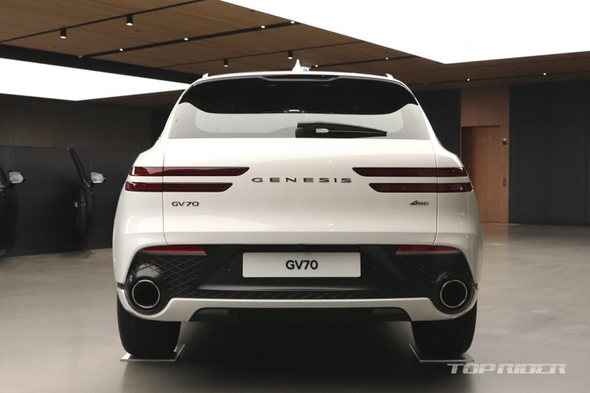 "Genesis GV70 2021 moi ""ra lo"", dau Mercedes-Benz GLE va BMW X5-Hinh-13"