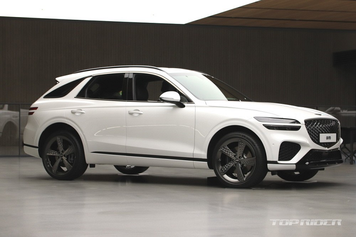 "Genesis GV70 2021 moi ""ra lo"", dau Mercedes-Benz GLE va BMW X5-Hinh-3"