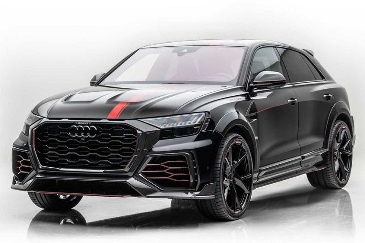 "Ngam Audi RS Q8 ban do Mansory ""het"" gia hon 8 ty dong"