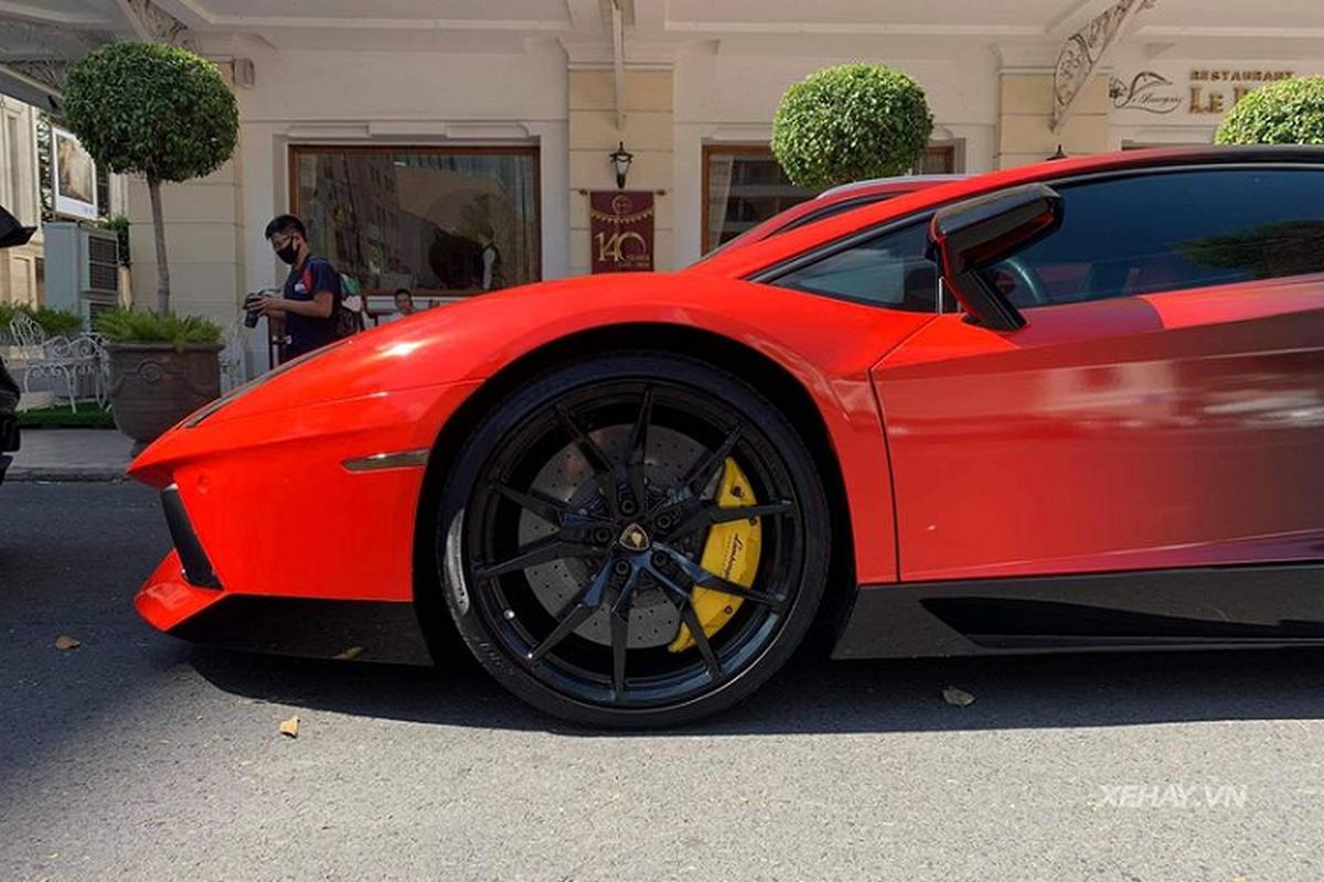 """Sieu xe Lamborghini Aventador hon 20 ty """"nhuom ombre"""" o Sai Gon-Hinh-5"""