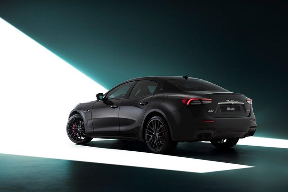 Maserati 2021 nang cap toan dien, man hinh trung tam to khong lo-Hinh-3