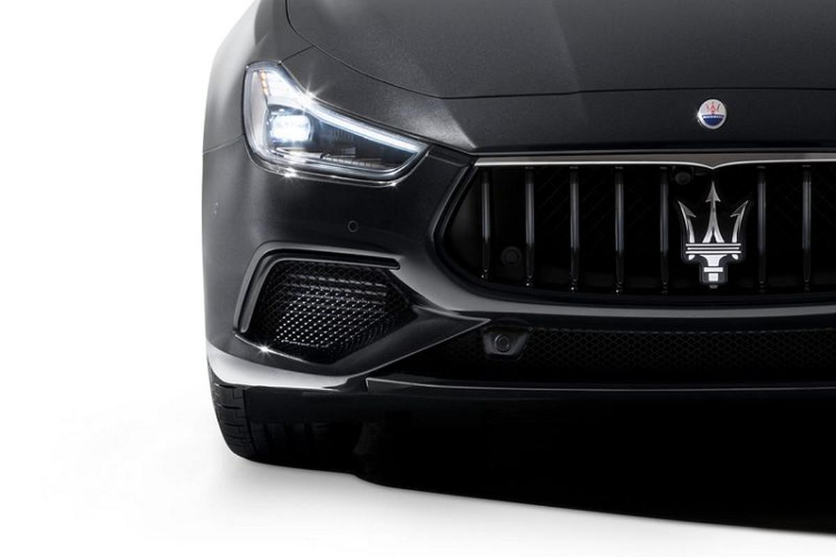 Maserati 2021 nang cap toan dien, man hinh trung tam to khong lo-Hinh-5