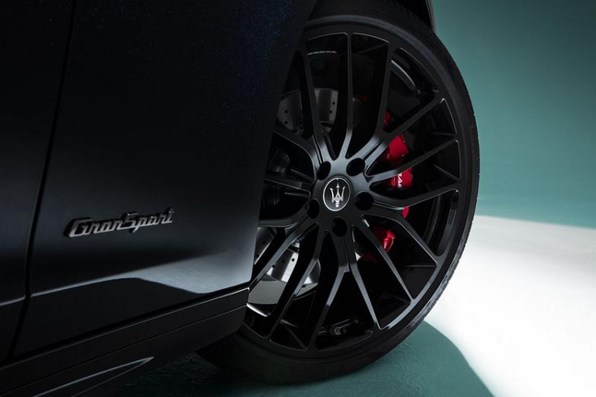 Maserati 2021 nang cap toan dien, man hinh trung tam to khong lo-Hinh-7