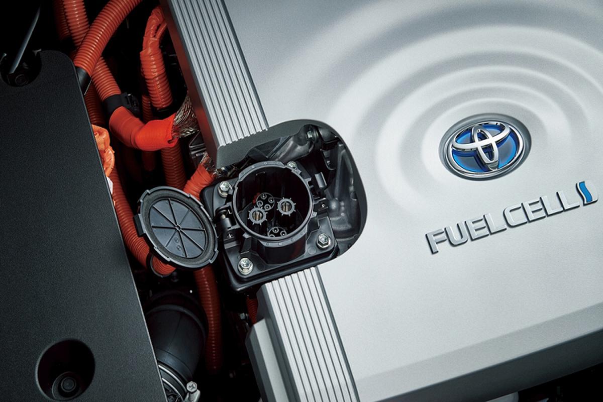Toyota Mirai chay hydro the he moi tu 68.200 USD-Hinh-7