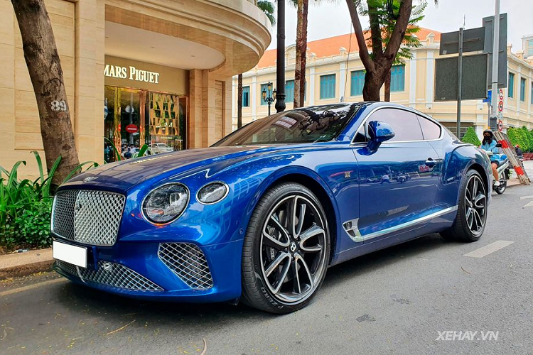 """Ngam Bentley Continental GT First Edition """"All-in-one"""" o Sai Gon-Hinh-2"""