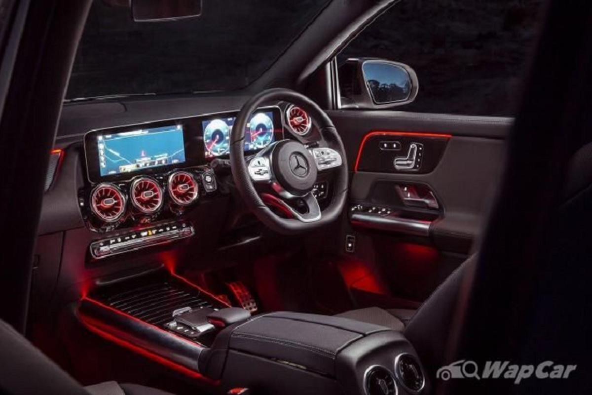 Mercedes-Benz GLA 2021 sap ra mat, se dat hon doi thu BMW X1?-Hinh-5