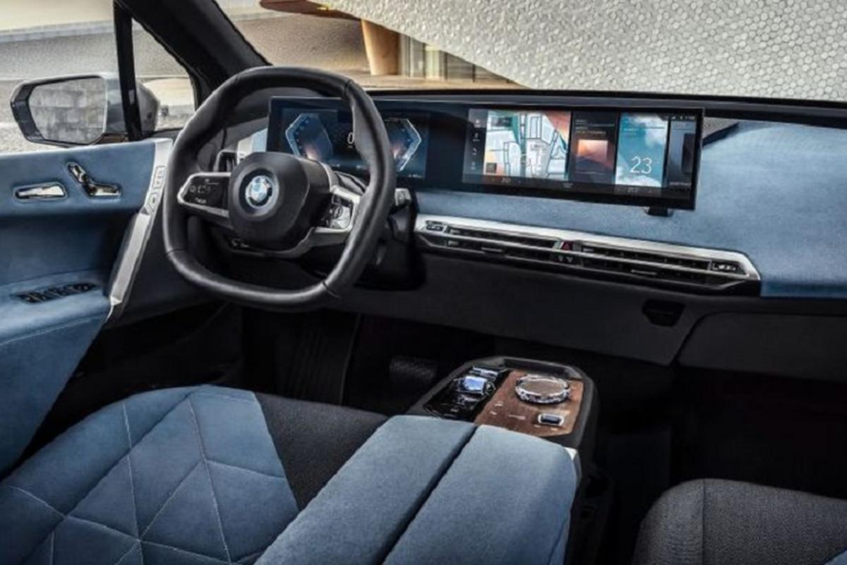 BMW iX dien manh 500 ma luc sap ra mat tai Dong Nam A?-Hinh-7