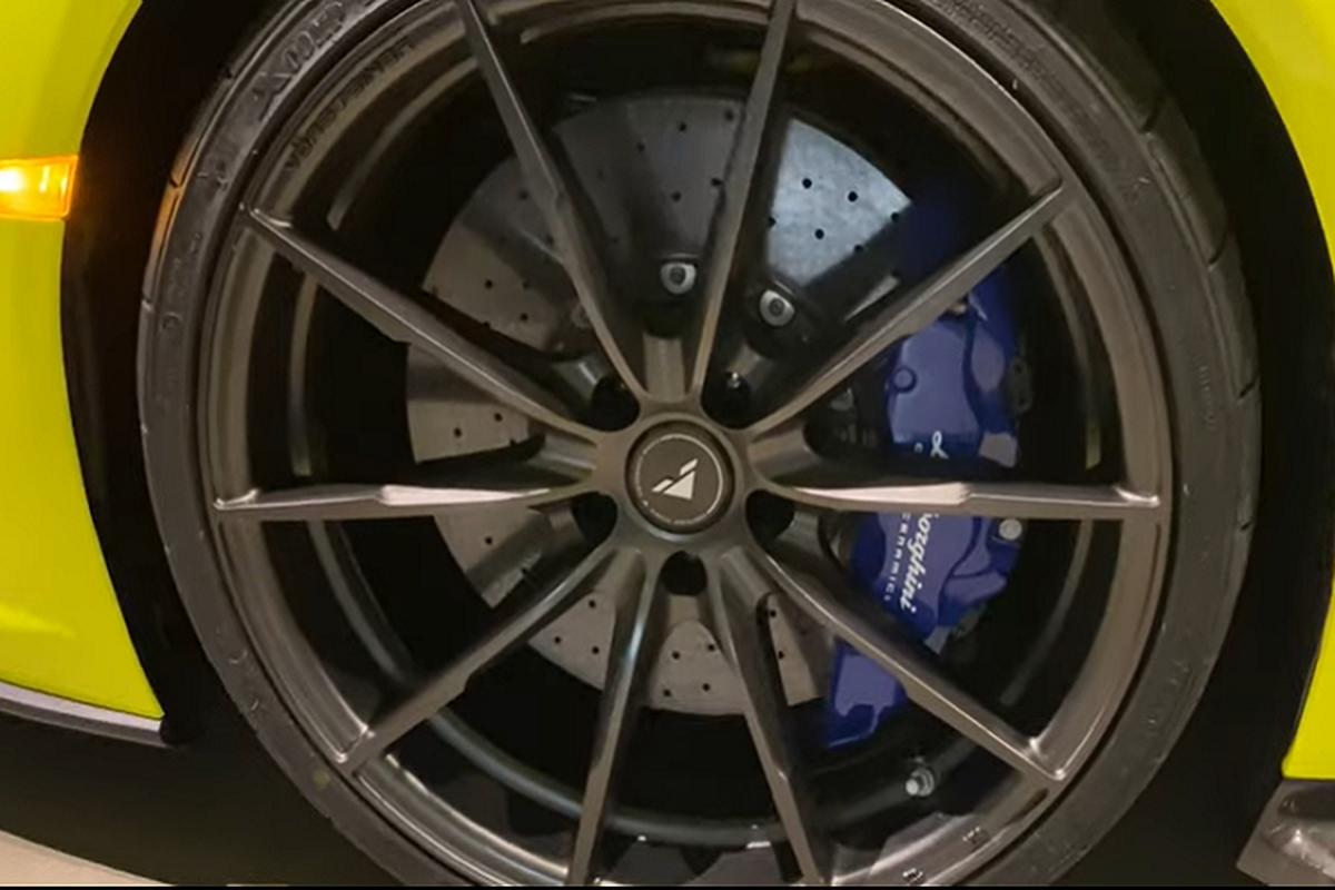 """Ngam sieu xe Lamborghini Huracan Evo """"Aperta"""" 840 ma luc, doc nhat-Hinh-6"""