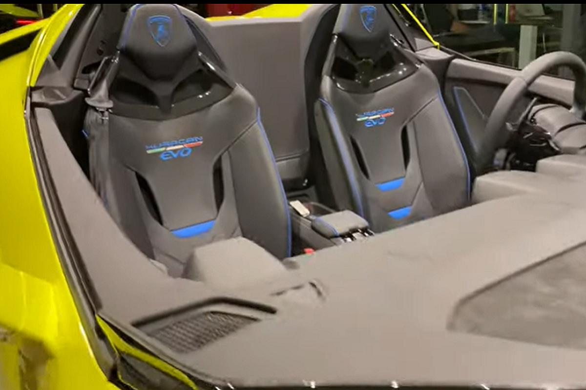 """Ngam sieu xe Lamborghini Huracan Evo """"Aperta"""" 840 ma luc, doc nhat-Hinh-7"""
