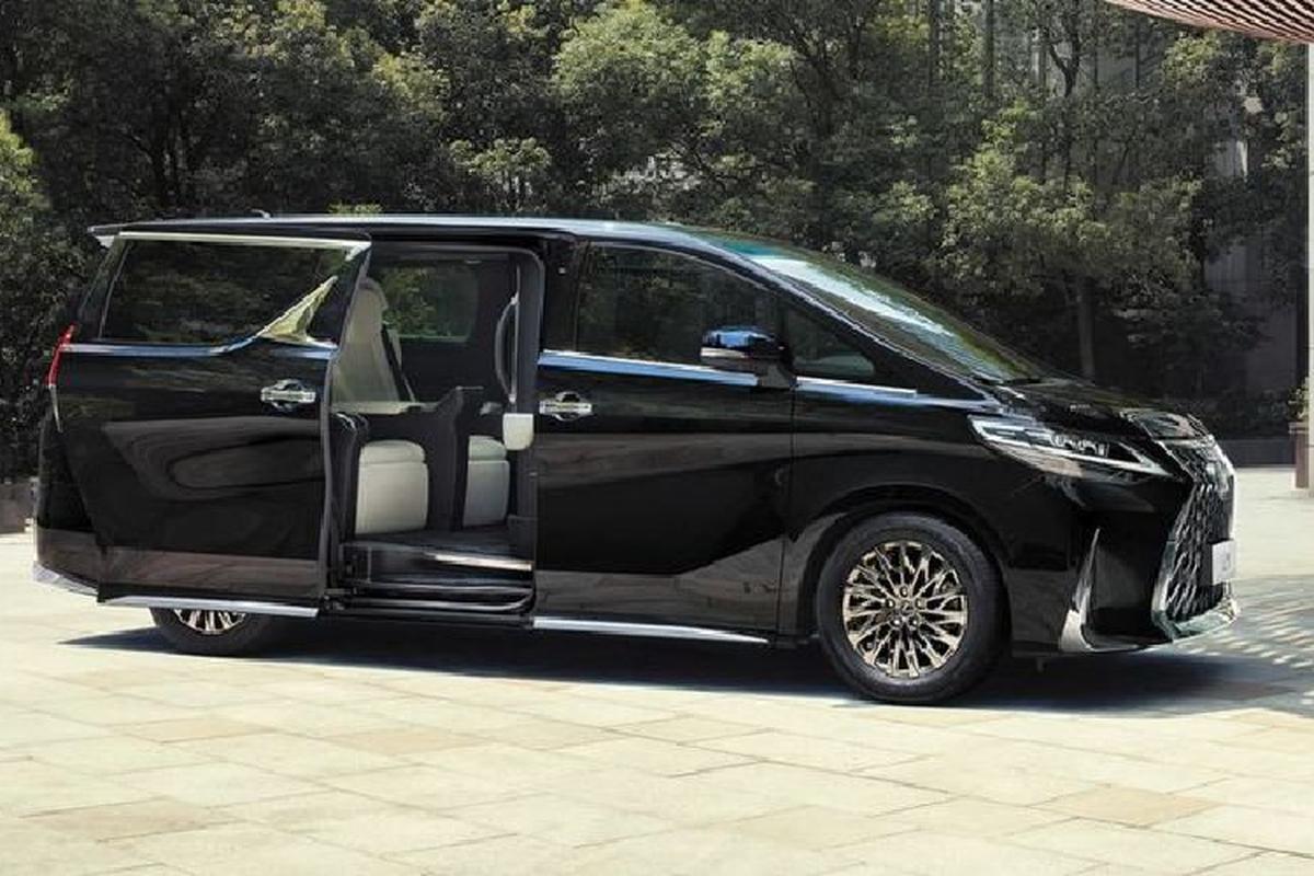 MPV hang sang Lexus LM 350 tu 6,5 ty dong tai Malaysia-Hinh-3