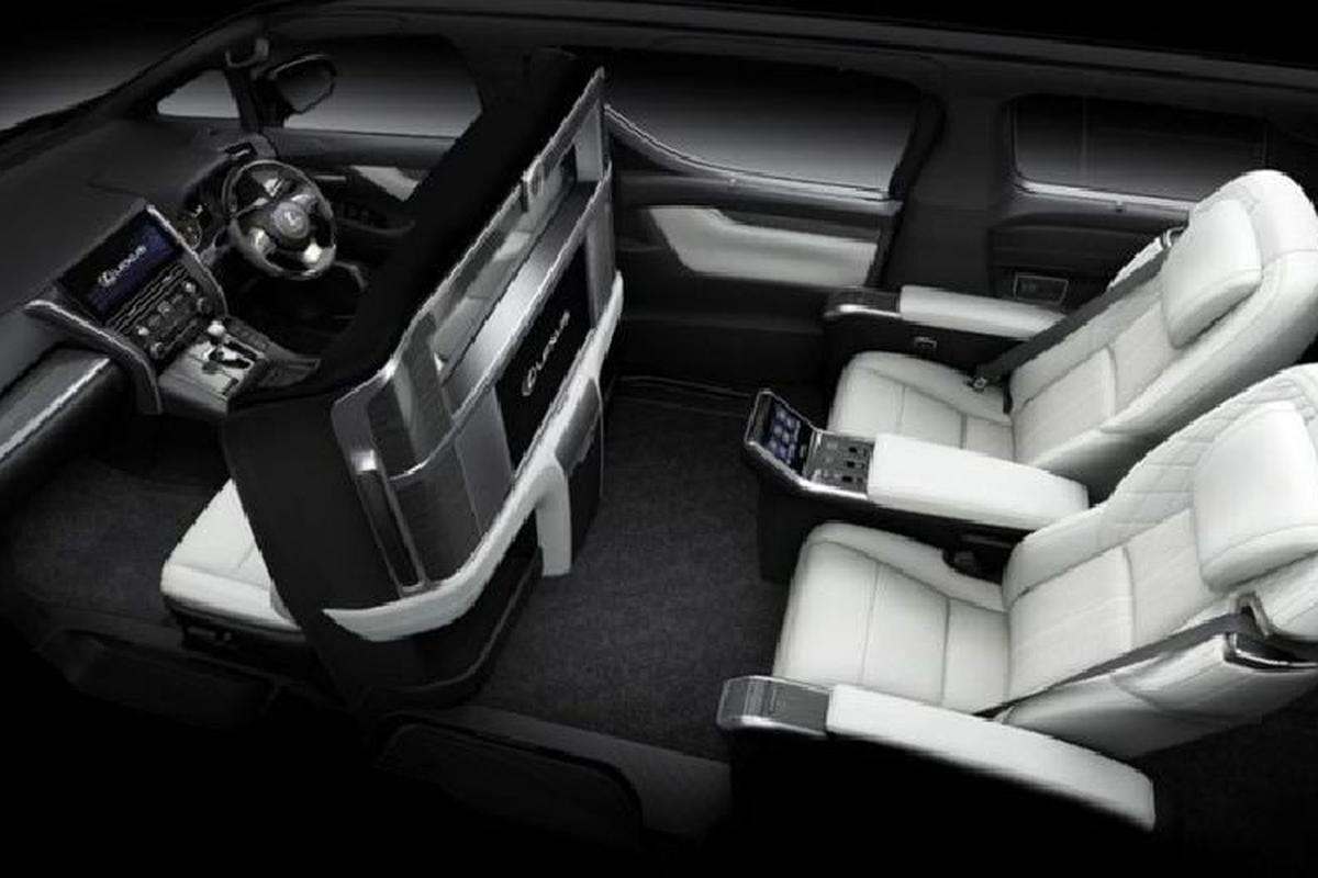 MPV hang sang Lexus LM 350 tu 6,5 ty dong tai Malaysia-Hinh-4