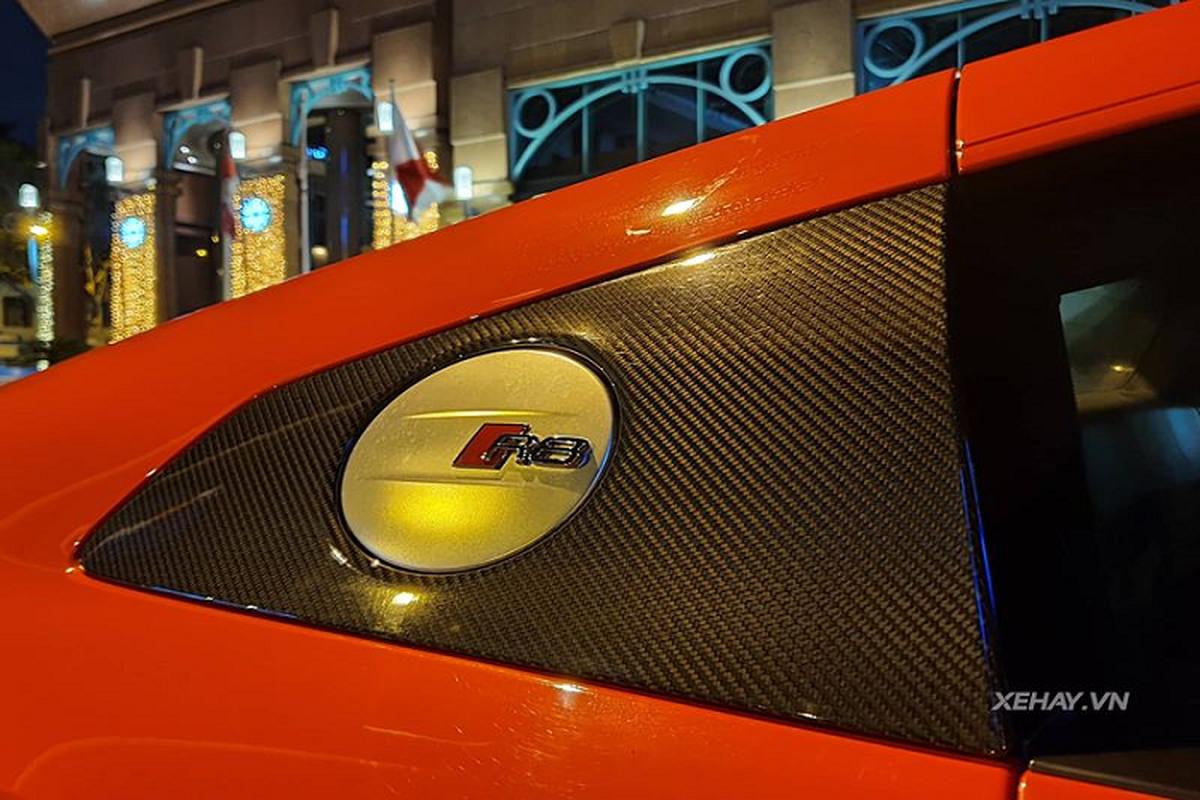 """Sieu xe Audi R8 V10 Plus """"tai xuat"""" cung chu nhan tai Sai Gon-Hinh-2"""