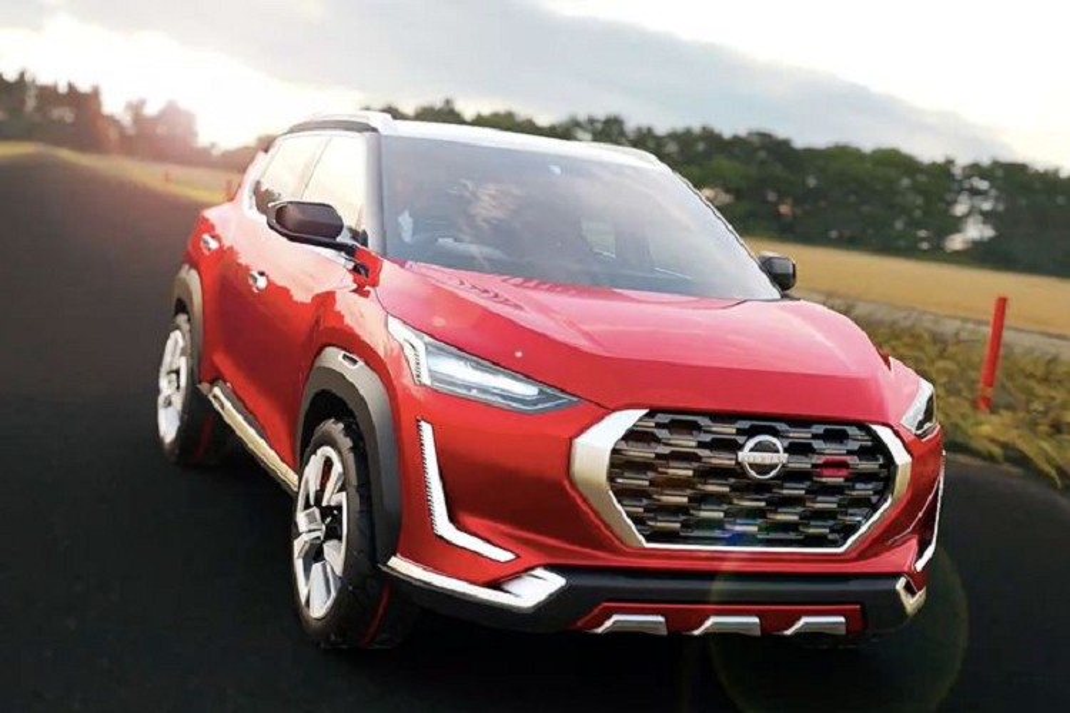 Nissan Magnite gia re tu 156 trieu dong, sap ra mat Dong Nam A-Hinh-2