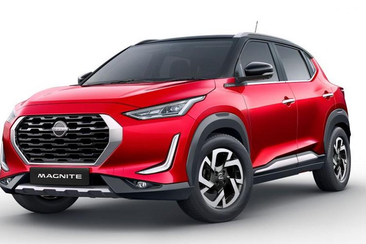 Nissan Magnite gia re tu 156 trieu dong, sap ra mat Dong Nam A-Hinh-3