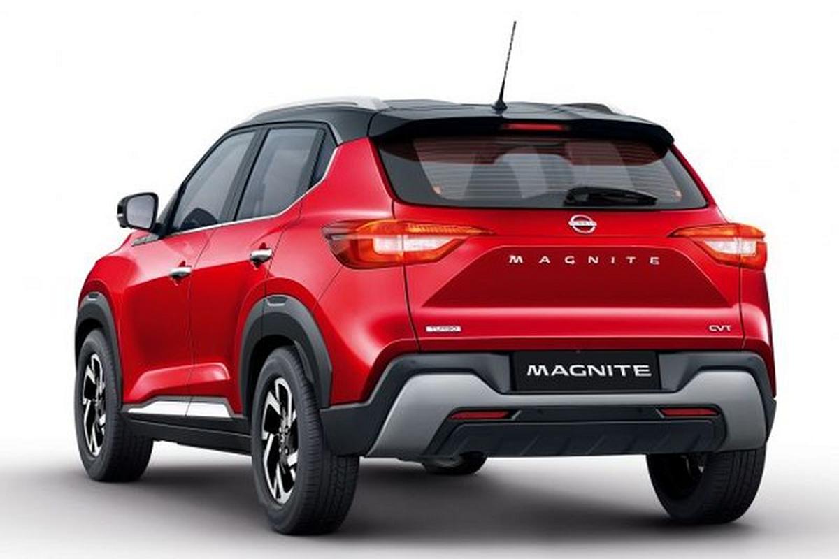 Nissan Magnite gia re tu 156 trieu dong, sap ra mat Dong Nam A-Hinh-4