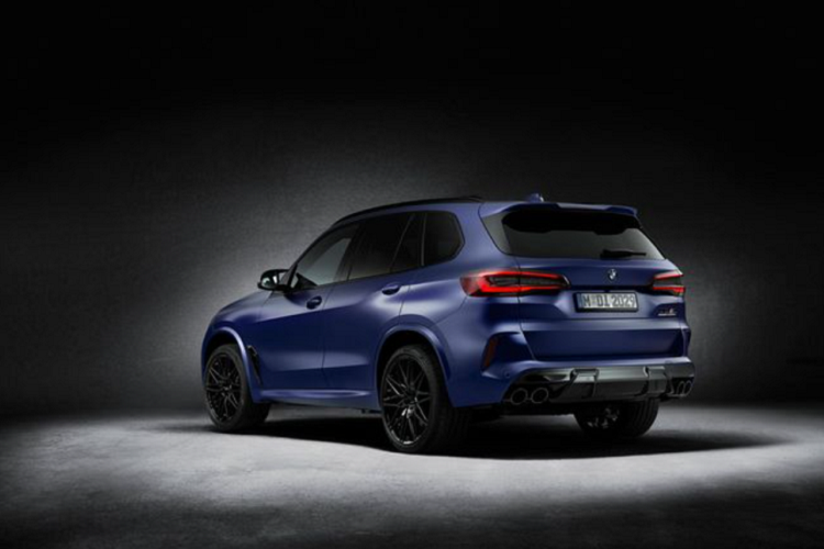 BMW X5 M va X6 M Competitio First Edition 2021 tu 4,6 ty dong-Hinh-3