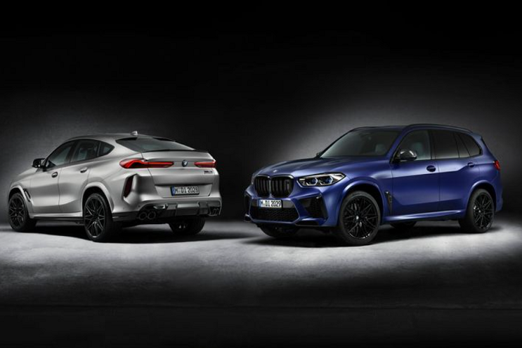 BMW X5 M va X6 M Competitio First Edition 2021 tu 4,6 ty dong-Hinh-6