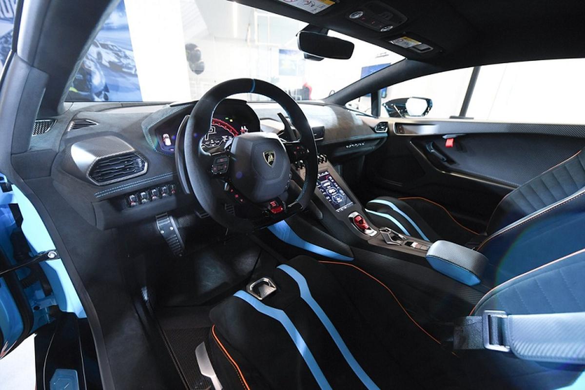 Sieu xe Lamborghini Huracan STO lan dau ra mat tai chau A-Hinh-6
