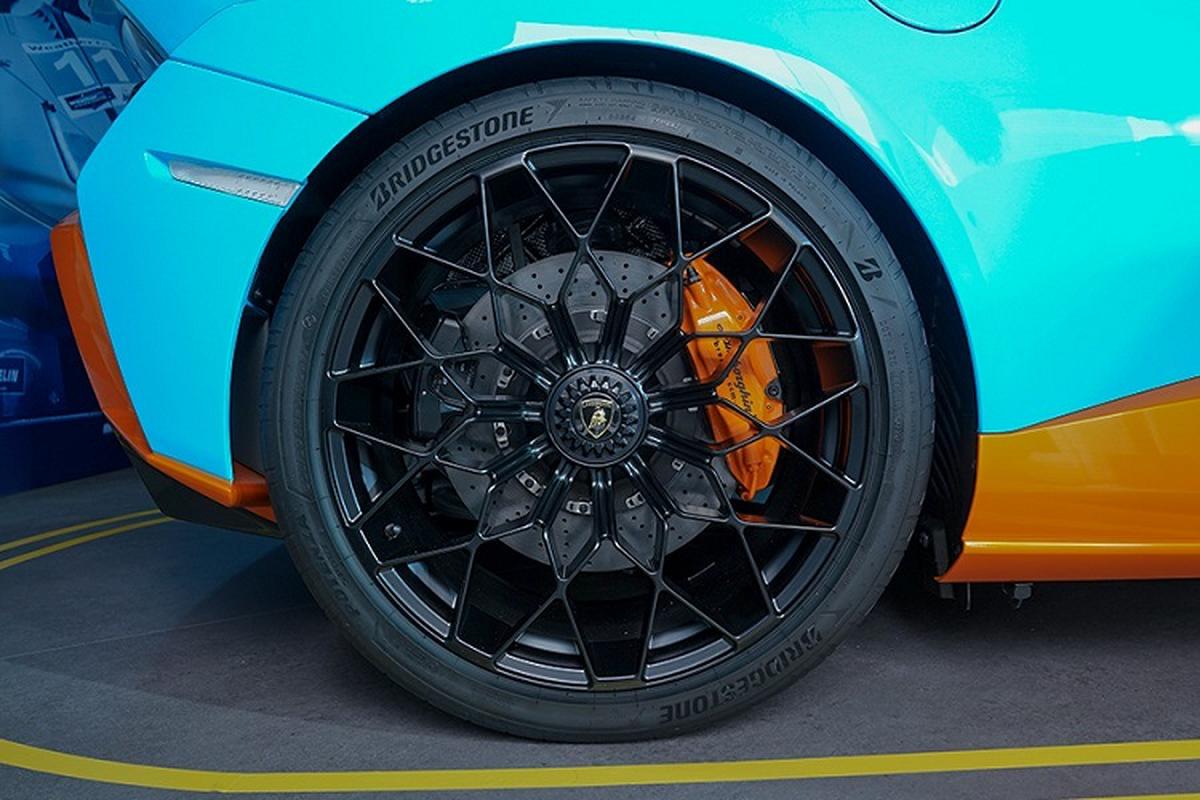 Sieu xe Lamborghini Huracan STO lan dau ra mat tai chau A-Hinh-9