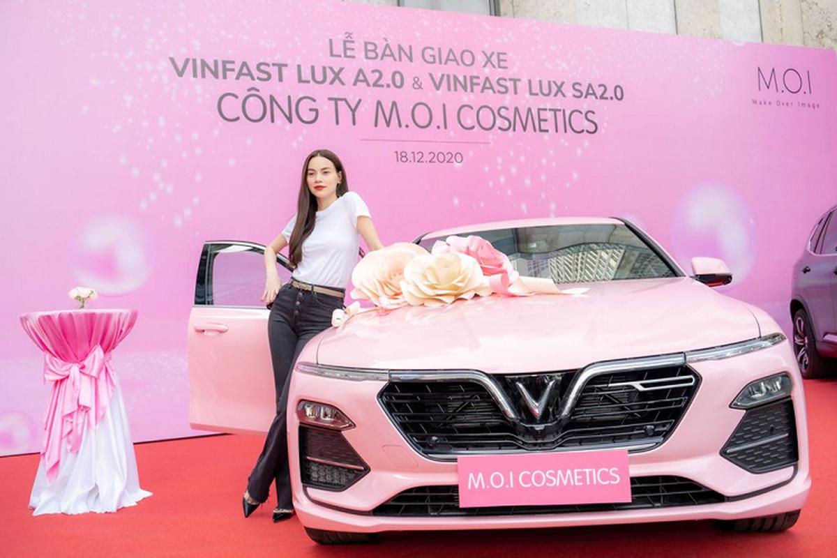 Ho Ngoc Ha chi hon 3 ty tau du bo suu tap xe VinFast-Hinh-4